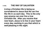 11 ws the way of salvation1