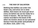 2 ws the way of salvation1