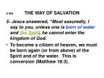 3 ws the way of salvation1