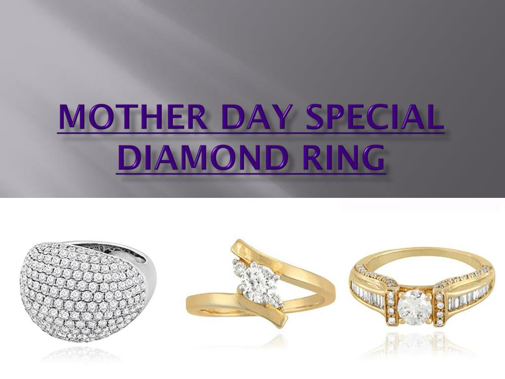 mother day special diamond ring l.