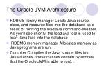 the oracle jvm architecture6