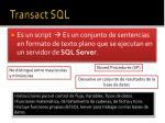 transact sql