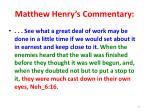 matthew henry s commentary2