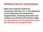 matthew henry s commentary4