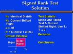 signed rank test solution4