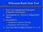wilcoxon rank sum test1