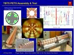 tbts pets assembly test