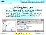 the wrapper models