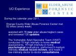 uci experience1
