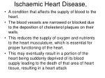 ischaemic heart disease1