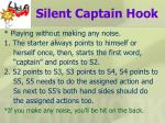 silent captain hook
