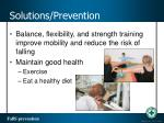 solutions prevention1