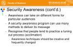 security awareness cont d6
