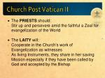 church post vatican ii1