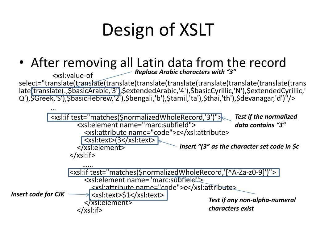 PPT - Batch-conversion of Non-standard Multiscript Records
