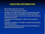 shooting information1