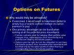 options on futures1