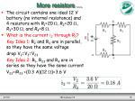 more resistors2