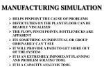manufacturing simulation1