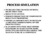 process simulation1