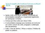 igreja evang lica de confiss o luterana no brasil ieclb