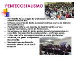pentecostalismo