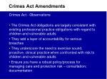 crimes act amendments3