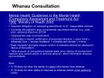 whanau consultation1