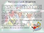 part i lewis carroll life and work2