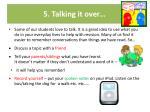 5 talking it over