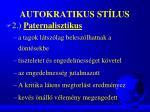 autokratikus st lus4