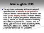 maclaughlin 19981