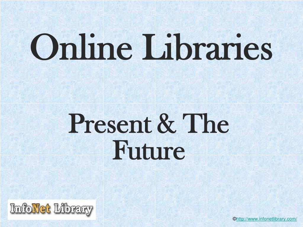 online libraries l.