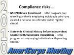 compliance risks1