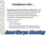 compliance risks4