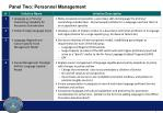 panel two personnel management1