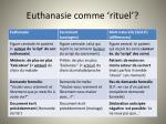 euthanasie comme rituel1