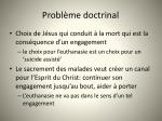 probl me doctrinal