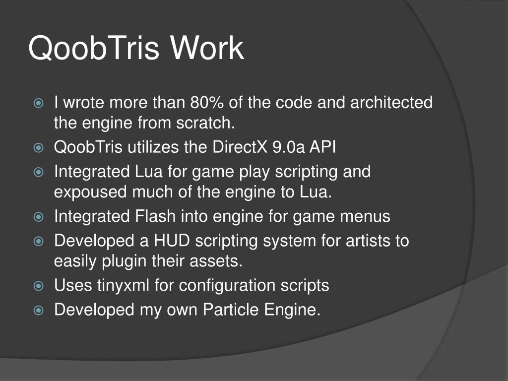Lua Game Engine