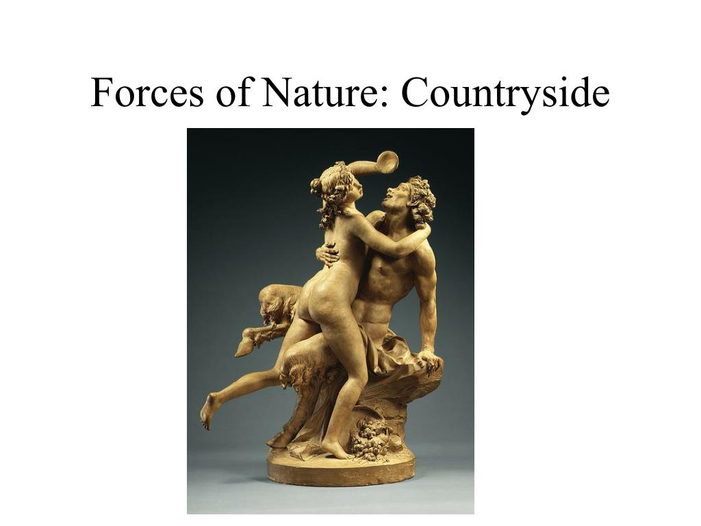 Forces of Nature: Countryside