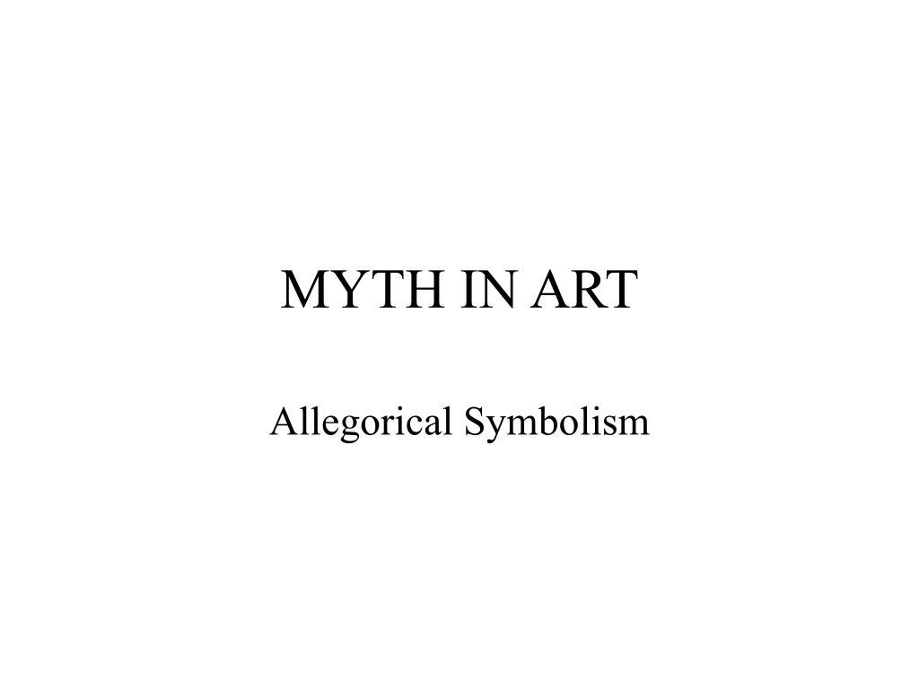 MYTH IN ART