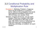 2 2 conditional probability and multiplication rule9