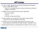 eff cracker