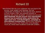 richard iii1