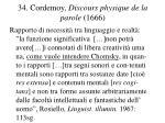 34 cordemoy discours physique de la parole 1666
