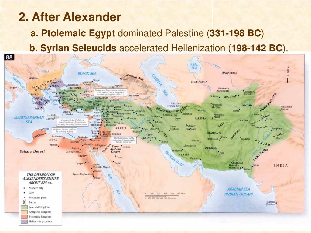 2. After Alexander