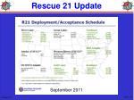rescue 21 update1