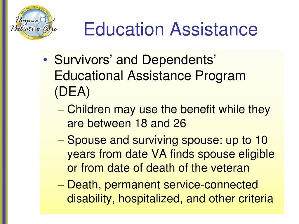 Education Assistance