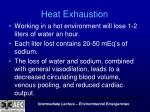 heat exhaustion1