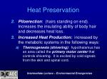 heat preservation1